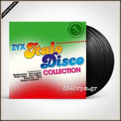 ZYX Italo Disco Collection - Maxi Versions_Vinyl 3LP