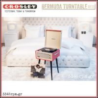 CROSLEY BERMUDA Turntable_by 3345rpm.gr