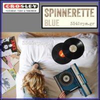 Crosley Spinnerette,  3345rpm.gr