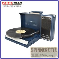 Crosley Spinnerette_, 3345rpm.gr