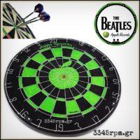 Beatles Apple Label Matchplay Dartboard__