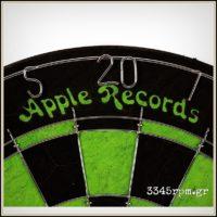 Beatles Apple Label Matchplay_Dartboard