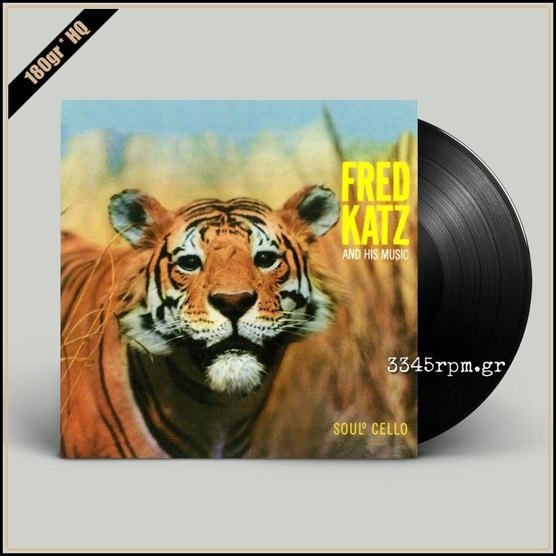 Katz, Fred And His Music - Soul Cello - Vinyl LP 180gr HQ