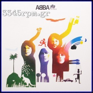 ABBA_The Album Vinyl LP 180gr + Mp3, 3345rpm.gr