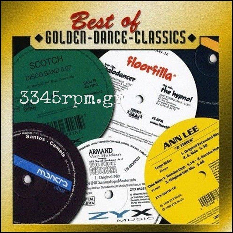Best of Golden Dance Classics - cd, 3345rpm.gr