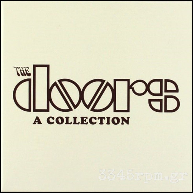 Doors A Collection - 6CD BOX SET - 3345rpm.gr.