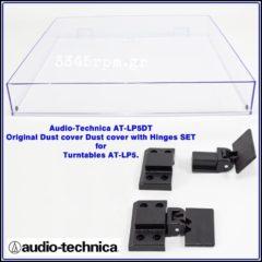 Audio Technica ATLP5DT Dust cover, 3345rpm.gr