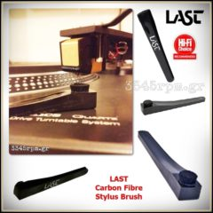 LAST - Carbon fibre Stylus Brush