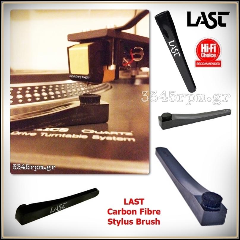 LAST - Carbon fibre Stylus Brush