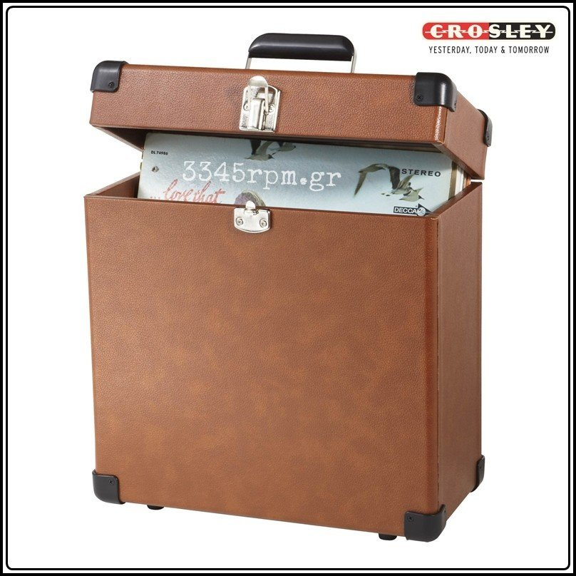 RECORD CARRIER CASE crosley, 3345rpm.gr