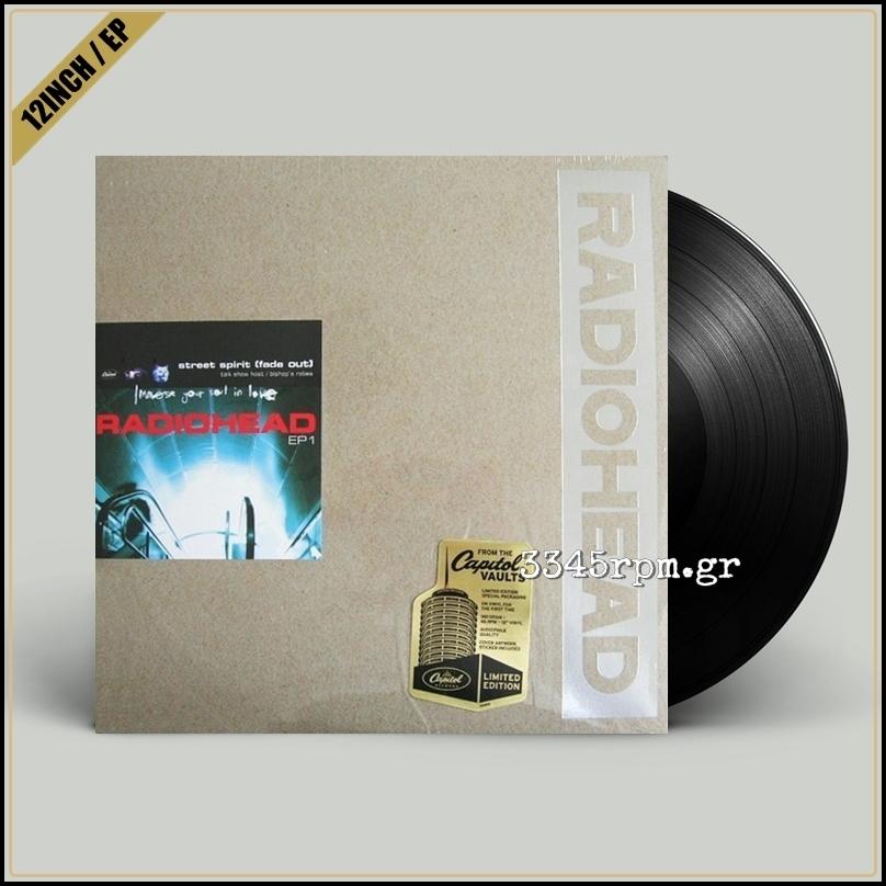 Radiohead - Street Spirit (Fade Out) - Vinyl 12inch EP