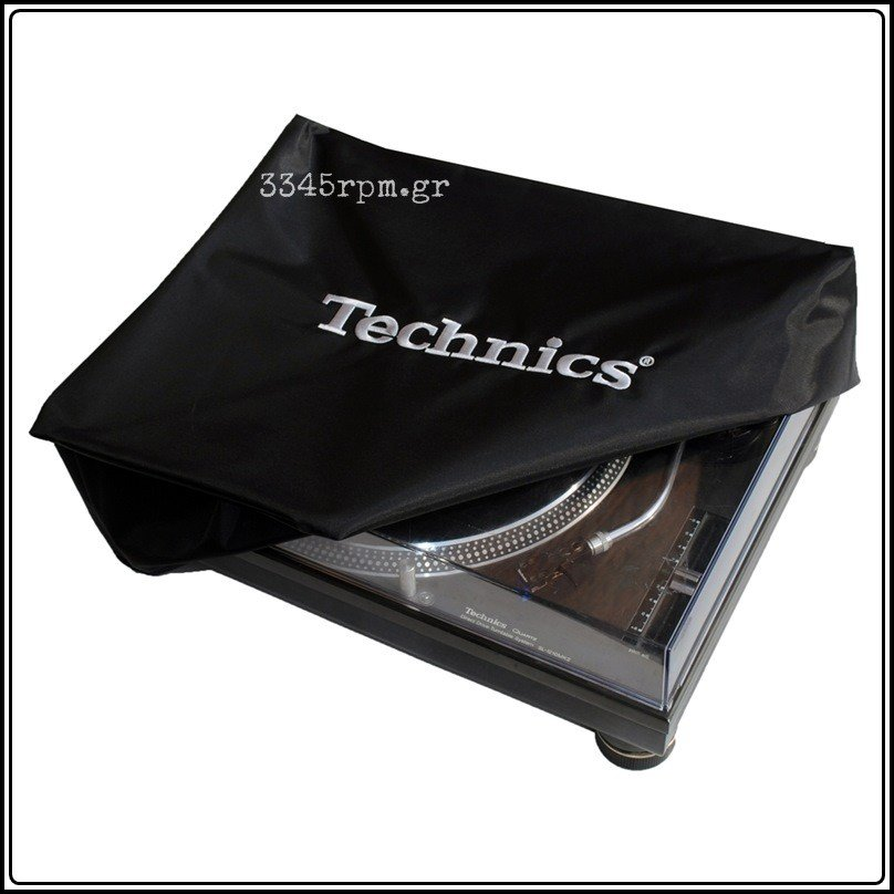 Technics Turntable Dust Cover Protector - Technics SL 1200MK_3345rpm.gr