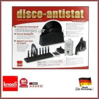 Κnosti Disco antistat - Record cleaning machine,  3345rpm.gr