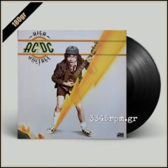 AC-DC - High Voltage - Vinyl LP 180gr