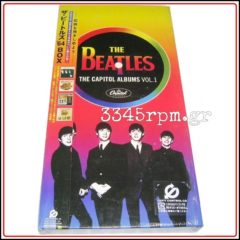 Beatles ‎– The Capitol Albums Vol.1 - 4CD Box set Japan, 3345rpm.gr