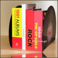 Vinyl Record 12inch Bookends_