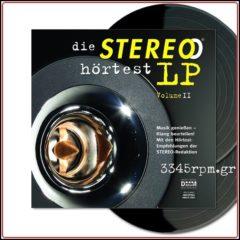Die Stereo Hortest LP Vol.2 - Vinyl 2LP 180gr DMM, 3345rpm.gr