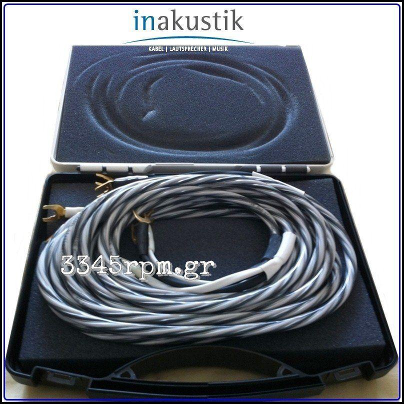 Incredible Inakustik Black White Ls Speaker Cable 2X3M 3345Rpm Wiring 101 Ouplipimpapsstreekradiomeanderfmnl