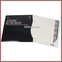 Nagaoka No 102 Anti-Static Record Sleeves,3345rpm.gr