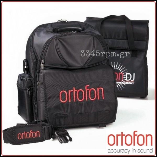 Ortofon Vinyl Records Bag - DJ Bag - Multi Bag (Set 2), 3345rpm.gr