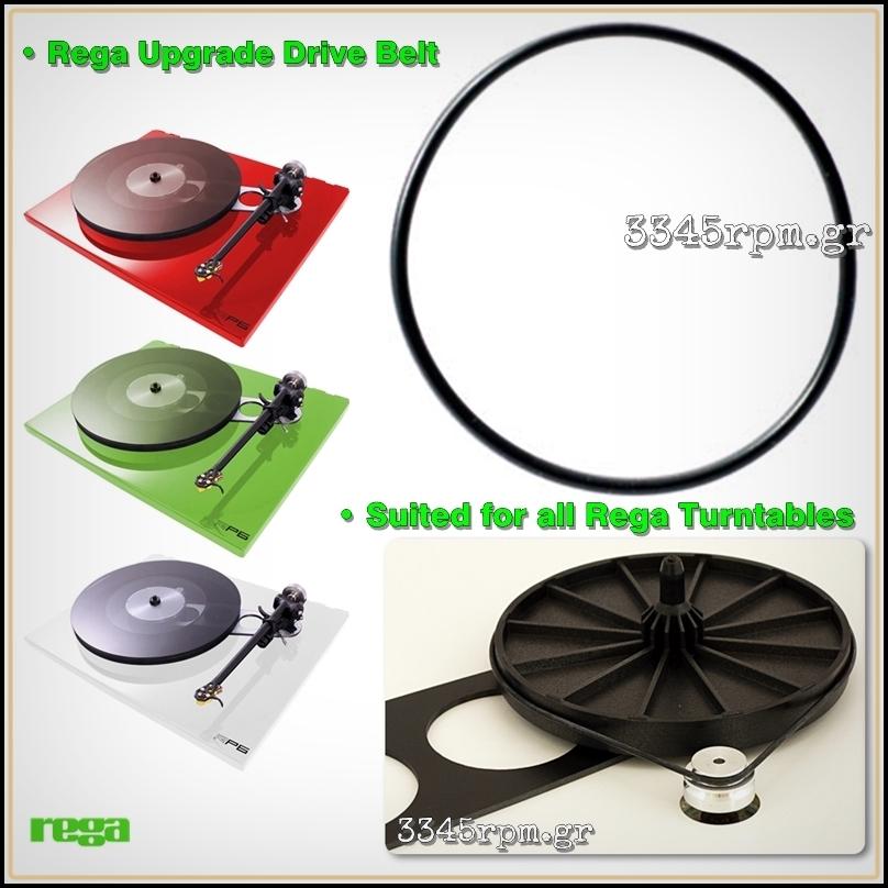 Rega - NAD Upgrade Drive Belt