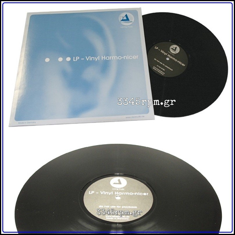 Vinyl Harmo-nicer - Clearaudio - Turntable Mat, 3345rpm.gr