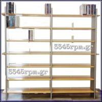 CD DVD Storage Rack_700CD 350DVD_3345rpm.gr