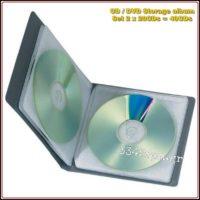 CD - DVD Storage album -Set 2 x 20CDs, 3345rpm.gr