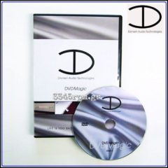 Densen DVDMagic - Demagnetization DVD - CD Player,3345rpm.gr
