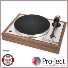Pro-ject The Classic High-end turntable-3345rpm.gr