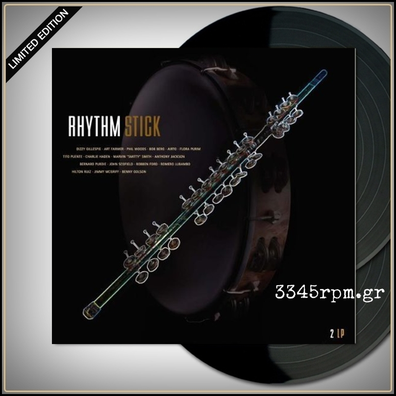 Rhythm Stick - Vinyl 2LP 180gr