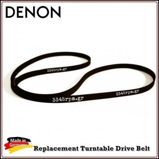 DENON Turntable Drive Belt, 3345rpm.gr