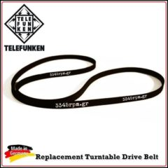 TELEFUNKEN Turntable Drive Belt, 3345rpm.gr