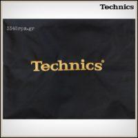 Technics Turntable Dust Cover Protector Technics SL1200MK Black- Gold