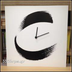 Wall Clock Music Minimal