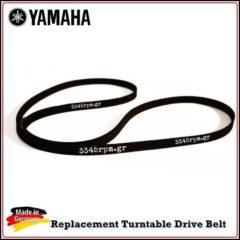 YAMAHA Turntable Drive Belt, 3345rpm.gr