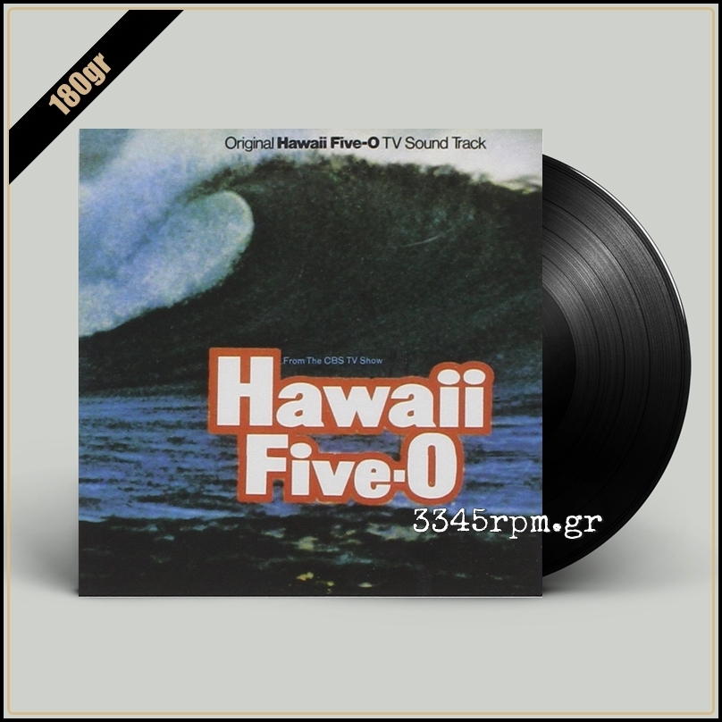 Hawaii Five-O - Mort Stevens & His Orchestra - Vinyl LP 180gr