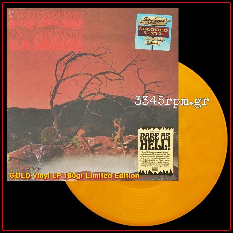c-a-quintet-trip-thru-hell-gold-vinyl-lp-180gr
