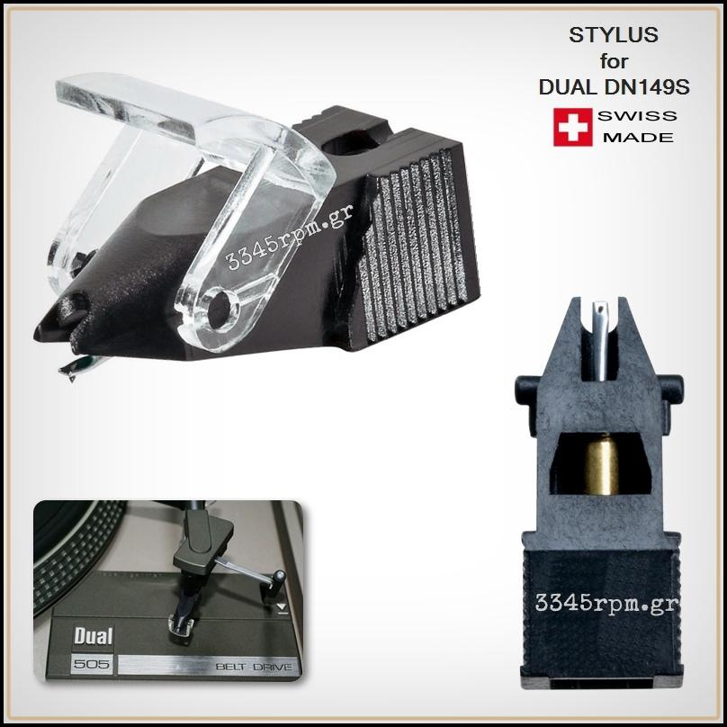 Dual - Ortofon DN 149S - TKS 49S Diamond Stylus