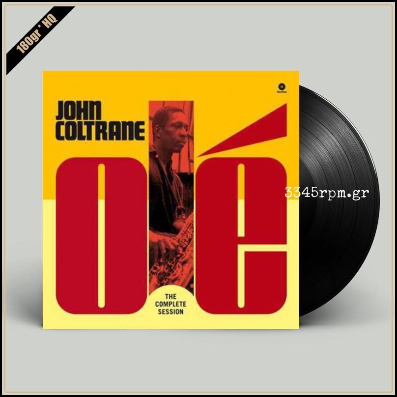 Coltrane , John - Ole Coltrane - Vinyl LP 180gr HQ