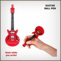 Guitar Ball Pen
