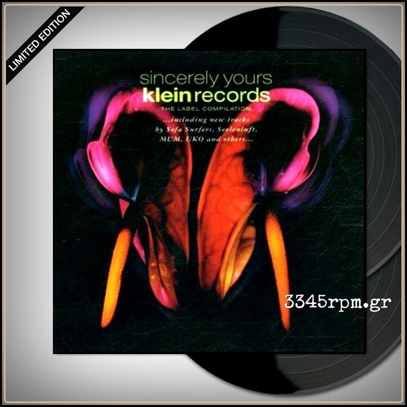 Sincerely Yours - Vinyl 2LP