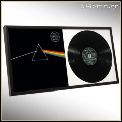 Vinyl Record Double Frame Display 2 x LP - 12inch