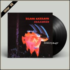 Black Sabbath - Paranoid - Vinyl LP 180gr HQ