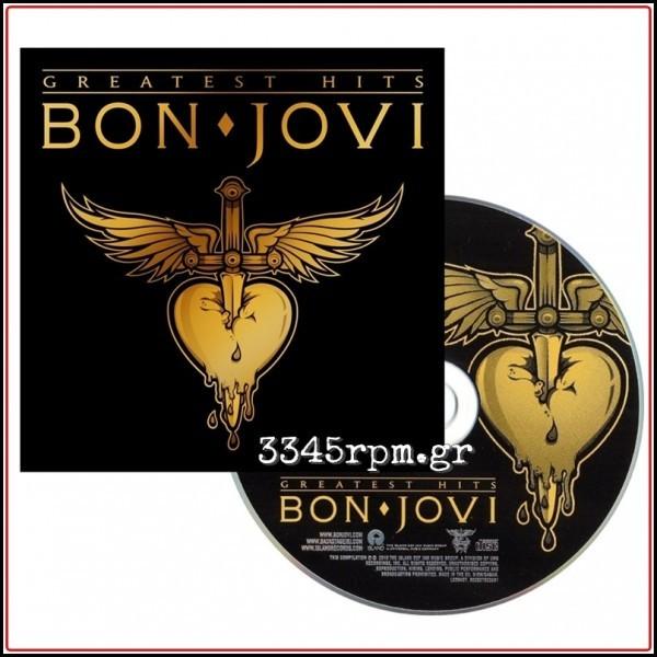 Bon Jovi - Greatest Hits - CD