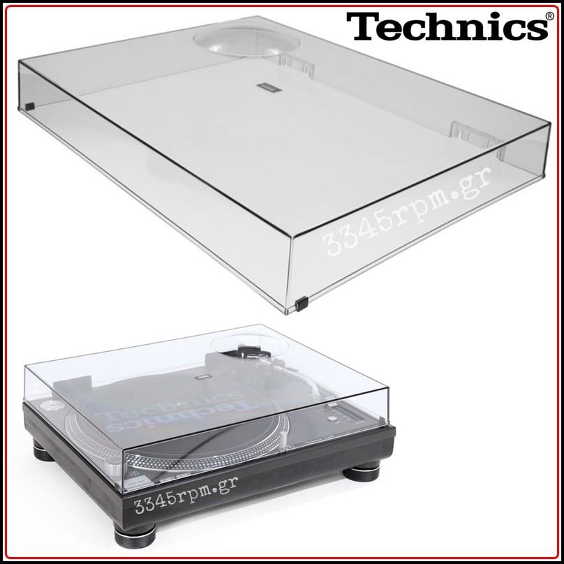 technics sl 1200mk2 sl 1210 dust cover turntable 3345rpm. Black Bedroom Furniture Sets. Home Design Ideas