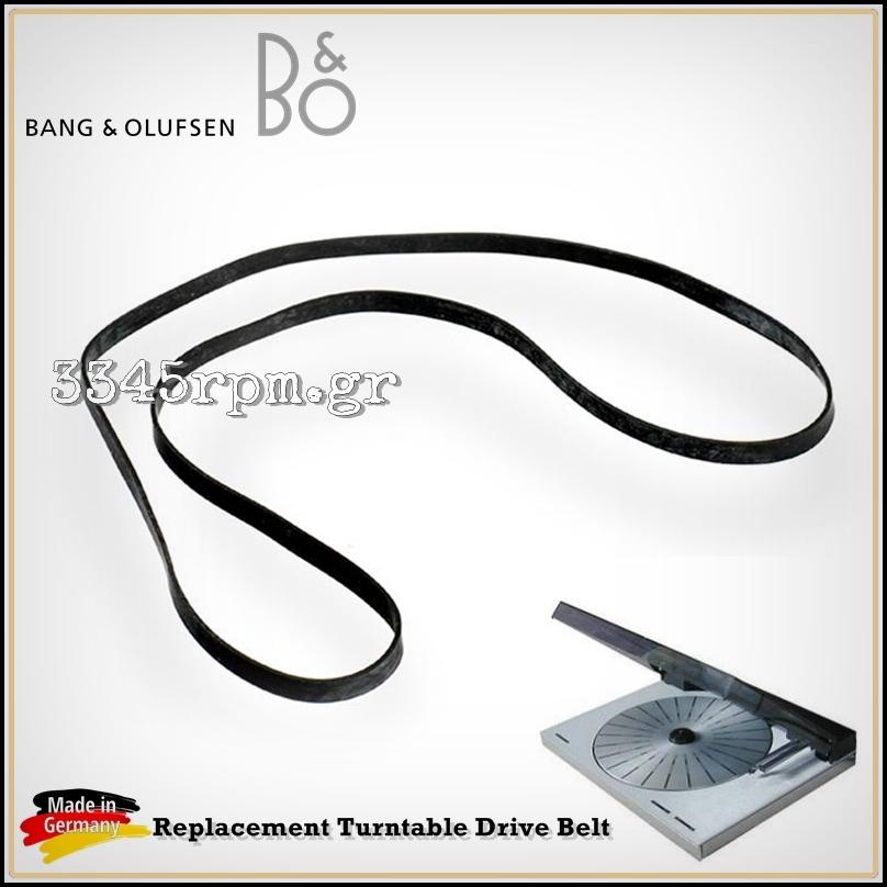 Bang and Olufsen Drive Belt