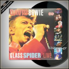 Bowie, David - Glass Spider Live - Vinyl 2Lp 180gr