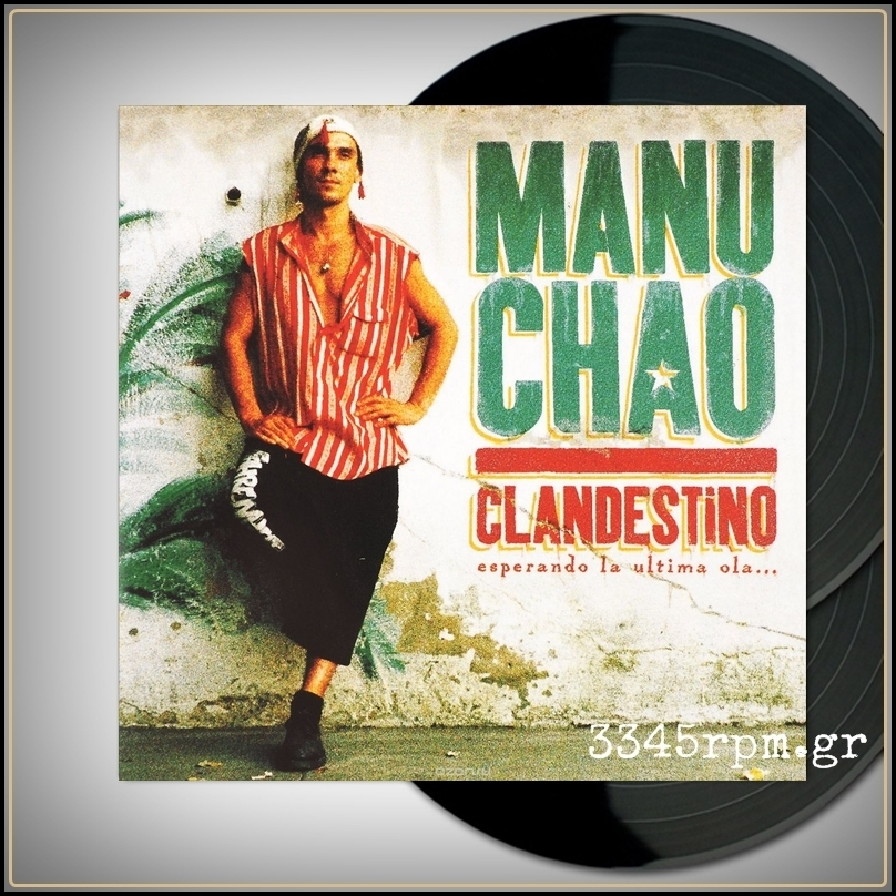 Chao, Manu - Clandestino - Vinyl 2LP & CD