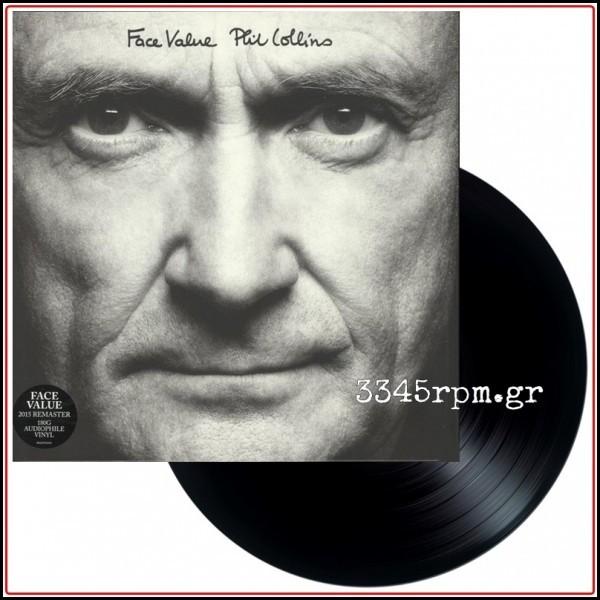 Collins, Phil - Face Value - Vinyl LP 180gr